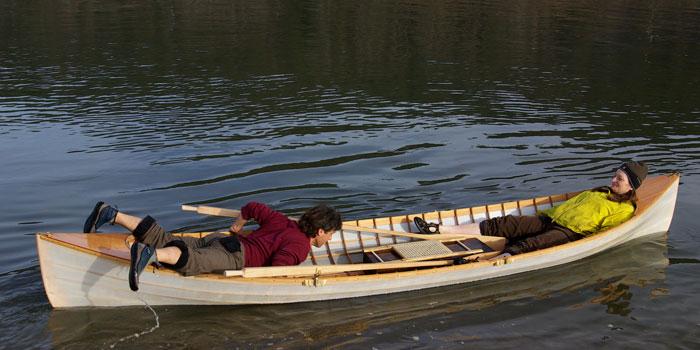 Sof Adirondack Guide Boat