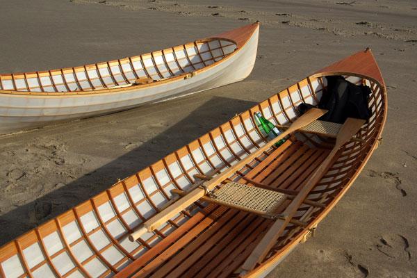 MAAS Shells -- Alden Shells -- Adirondack Guideboats -- Adirondack ...