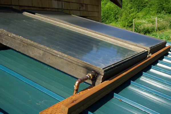 Alternative Energy Classes click here for directions to the farm. Solar hot water ...